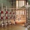 Montage von Rohrleitung im Anlagenbau